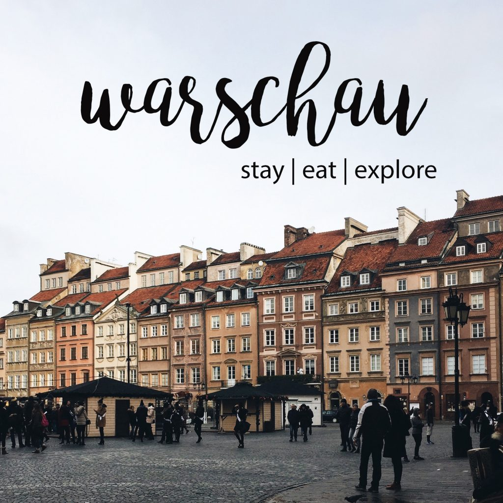 Warschau Travelguide
