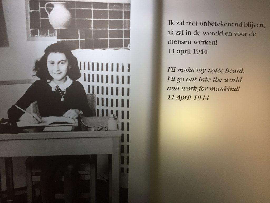 Das Anne Frank Haus Enemenemimi