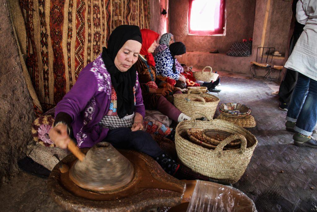 Berber-Frauen