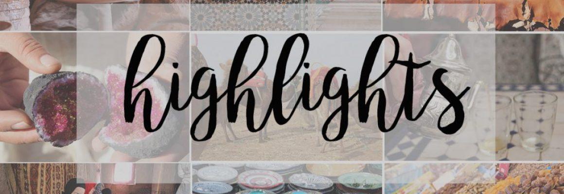 Highlights-Marrakesch