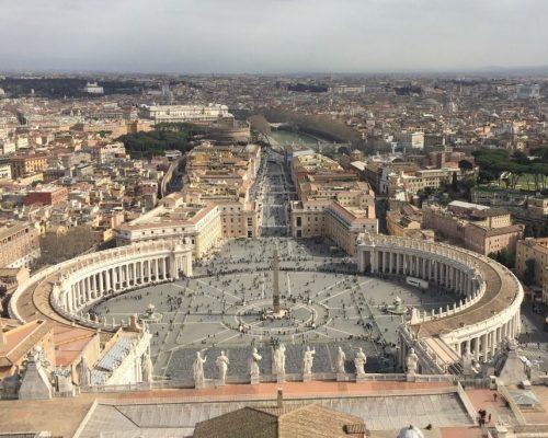 Ein Tag im Vatikan