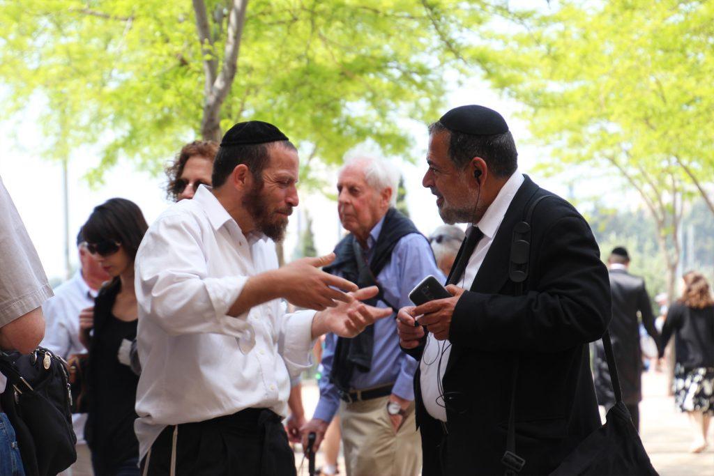 Juden-in-Jerusalem
