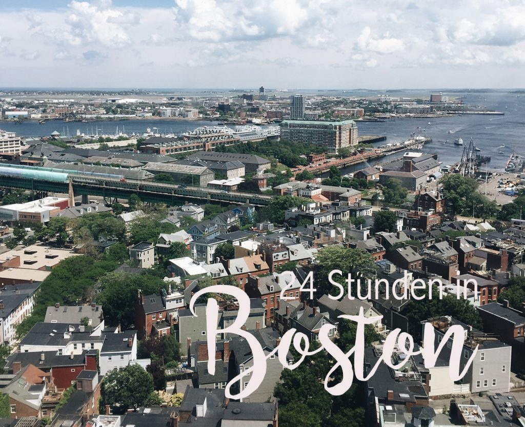 24 Stunden in Boston