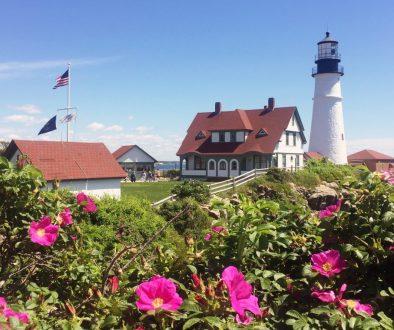 Ein Wochenende in Maine