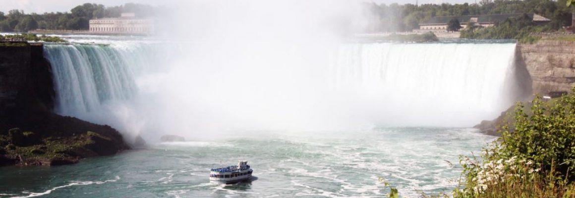 Die Niagara-Fälle von A bis Z
