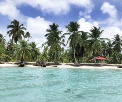 Ausflug auf die San Blas Inseln